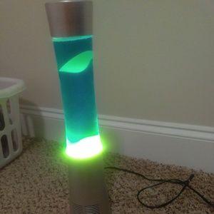 Bluetooth Lava lab speaker